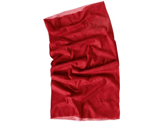 Schöffel West Highland Sjaal, high risk red